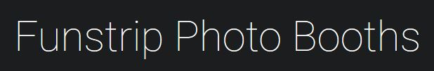 Funstrip Photo Booths Logo