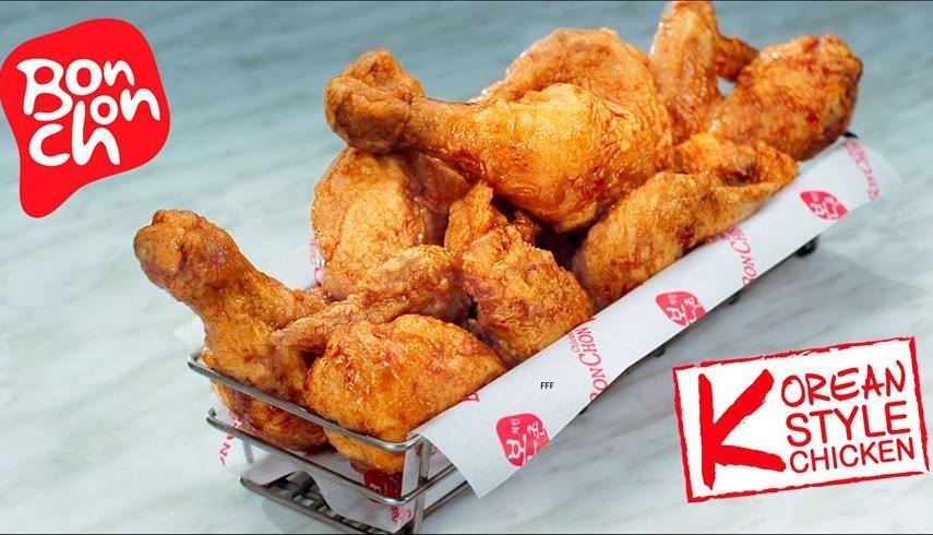 Bon Chon Korean Style Chicken