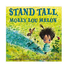 Book Cover: Stand Tall Molly Lou Melon