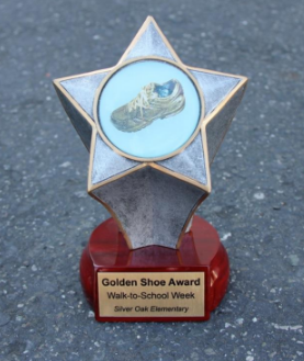 WB2S Golden Shoe Award